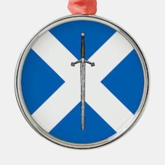 Scottish Claymore Ornament