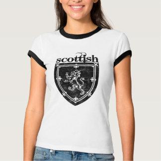 scottish coat of arms t shirt