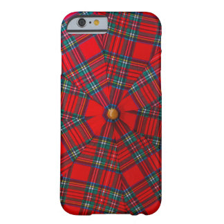 SCOTTISH COLOURED VORTEX IPHONE 6/6  CASE BARELY THERE iPhone 6 CASE