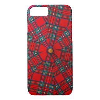 SCOTTISH COLOURED VORTEX iPhone 7/6  CASE