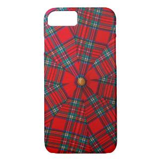 SCOTTISH COLOURED VORTEX iPhone 7/6  CASE