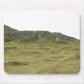 Scottish Country Mouse Pad