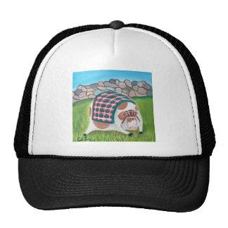 SCOTTISH COW HAT