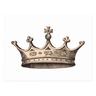 scottish crown postcard