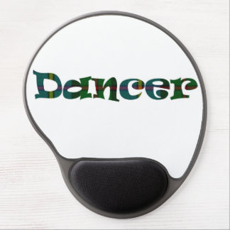 Scottish Dancer Gel Mouse Pad