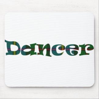 Scottish Dancer Mouse Pad