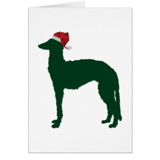 Scottish Deerhound Cards