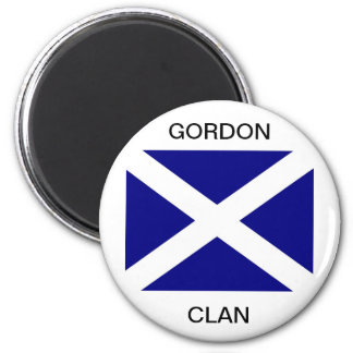 Scottish Flag clothing 6 Cm Round Magnet