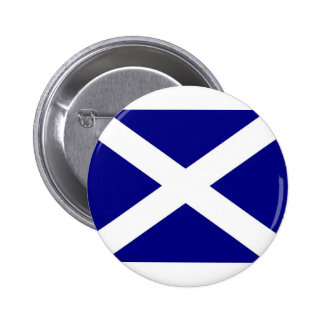 Scottish Flag clothing Buttons