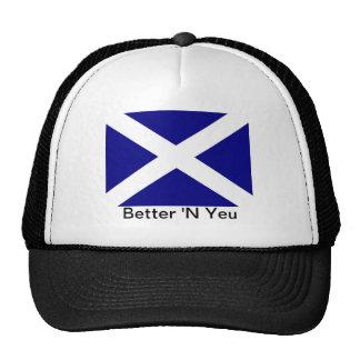 Scottish Flag Clothing Cap
