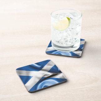 Scottish Flag Drinks Coaster