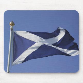 Scottish Flag Mouse Pads