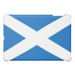 Scottish Flag of Scotland Saint Andrew's Cross iPad Mini Cover