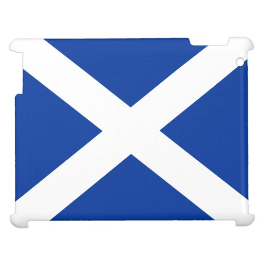 Scottish Flag Saltire Case Cover For The iPad