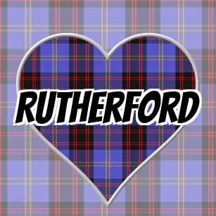 Rutherford Clan Tartan Gifts & Gift Ideas | Zazzle UK