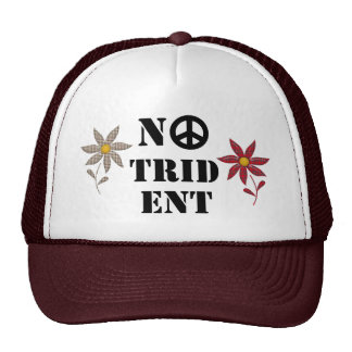 Scottish Floral No Trident Hat