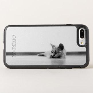 Scottish Fold Cat Kitten Super Cute OtterBox Symmetry iPhone 8 Plus/7 Plus Case