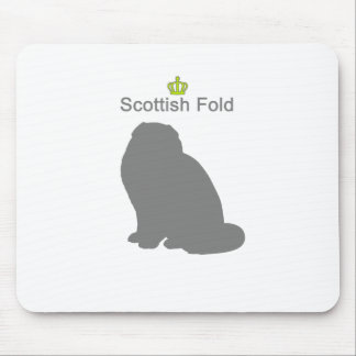 Scottish Fold g5 マウスパッド
