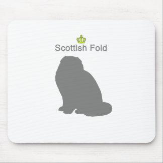 Scottish Fold g5 Mouse Pads