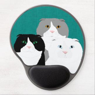 Scottish Fold Gel Mouse Pad