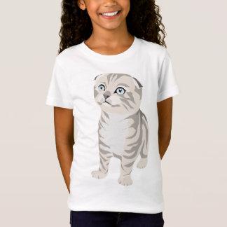 Scottish Fold Kitten children's t-shirt t-shirt