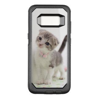 Scottish Fold Kitten OtterBox Commuter Samsung Galaxy S8 Case