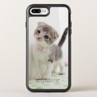 Scottish Fold Kitten OtterBox Symmetry iPhone 7 Plus Case