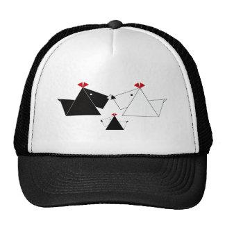 Scottish Mesh Hats