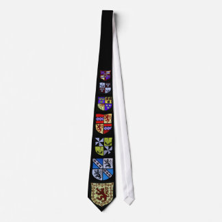 Scottish Heraldry Tie