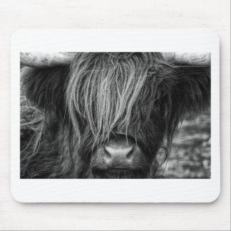 Scottish Highland Cattle - Scotland Mouse Mat