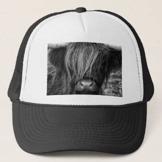 Scottish Highland Cattle - Scotland Trucker Hat