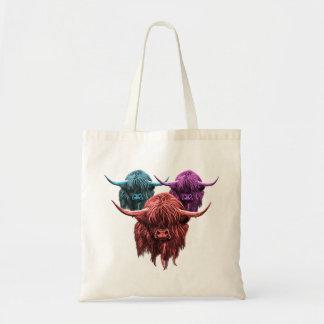 Scottish Highland Cow Bag