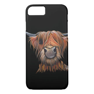 Scottish Highland Cow 'BRUCE' Iphone Galaxy iPhone 8/7 Case