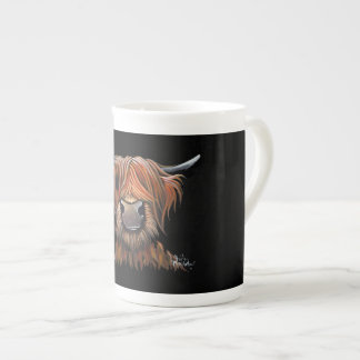 Scottish Highland Cow 'BRUCE' Mug