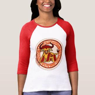 Scottish Highland Cow original ingingerness design T Shirts