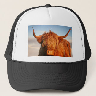 Scottish Highland Cow - Scotland Trucker Hat