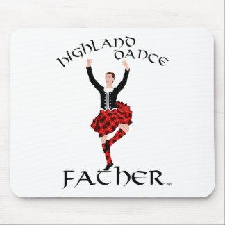 Scottish Highland Dance Father Mousepad