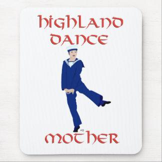Scottish Highland Dance Mother Mouse Pad