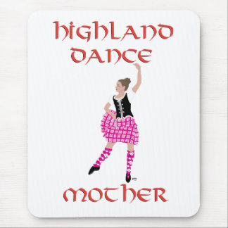 Scottish Highland Dance Mother Mousepads