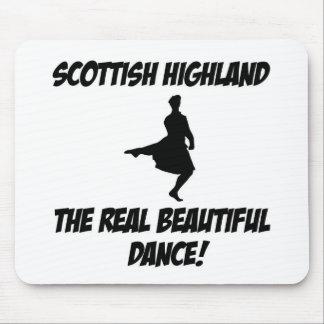 scottish highland dance.png mousepads