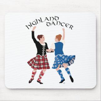 Scottish Highland Dance Reel Mouse Pad