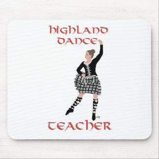 Scottish Highland Dance Teacher Mousepad