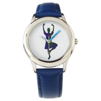 Scottish Highland Dancer Watch