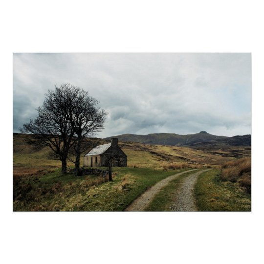 Scottish Highland Landscape Print