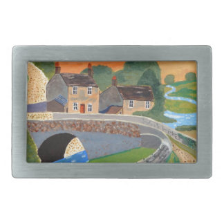 Scottish Highlands Belt Buckle