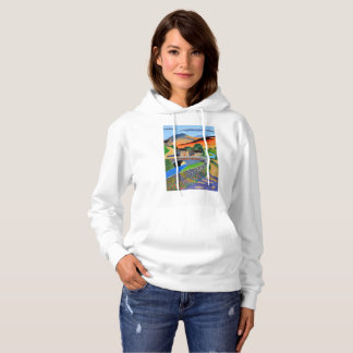 Scottish Highlands Hooded Sweatshirt