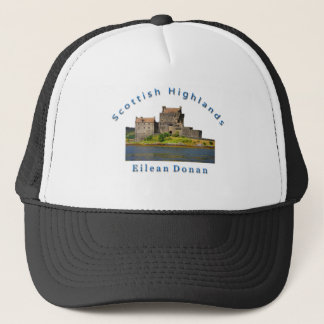 Scottish Highlands Motif Cap