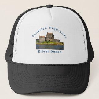 Scottish Highlands Motif Cap
