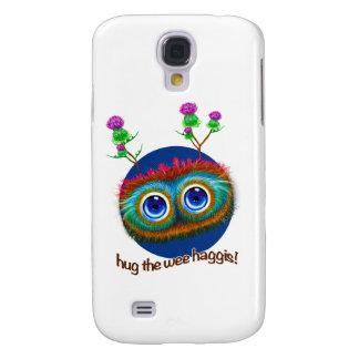 Scottish 'Hoots Toots Haggis' Galaxy S4 Case