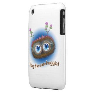 Scottish 'Hoots Toots Haggis' iPhone 3 Covers